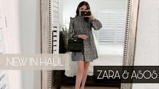 ZARA ASOS TRY ON HAUL 2020 *NEW IN* #zara #asos