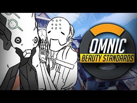 (Overwatch) Omnic Beauty Standards