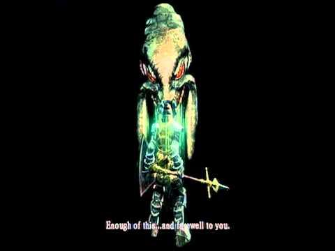 Primordial Serpent Darkstalker Kaathe (dialogue) 3/4