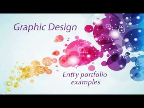 graphic design portfolio ideas