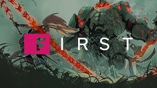 Darksiders 3: 11 Minutes of Brand-New Gameplay - IGN First