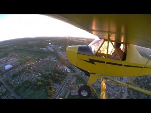 Flight over APS