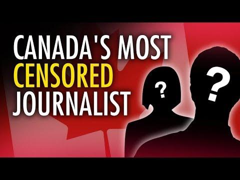 "Ezra Levant talks to ""Canada's most censored journalist,"" Sheila Gunn Reid"