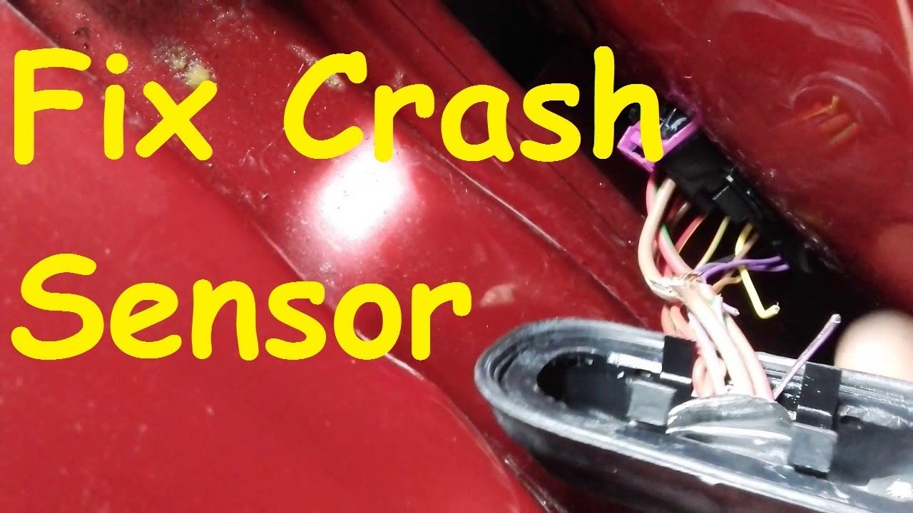 Fix Crash Sensor Airbag Sesnor 2013 Passat Tdi Fuse Diagram
