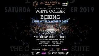 Truly Blessed Promotions presents LIVE Weigh In and Press Conference