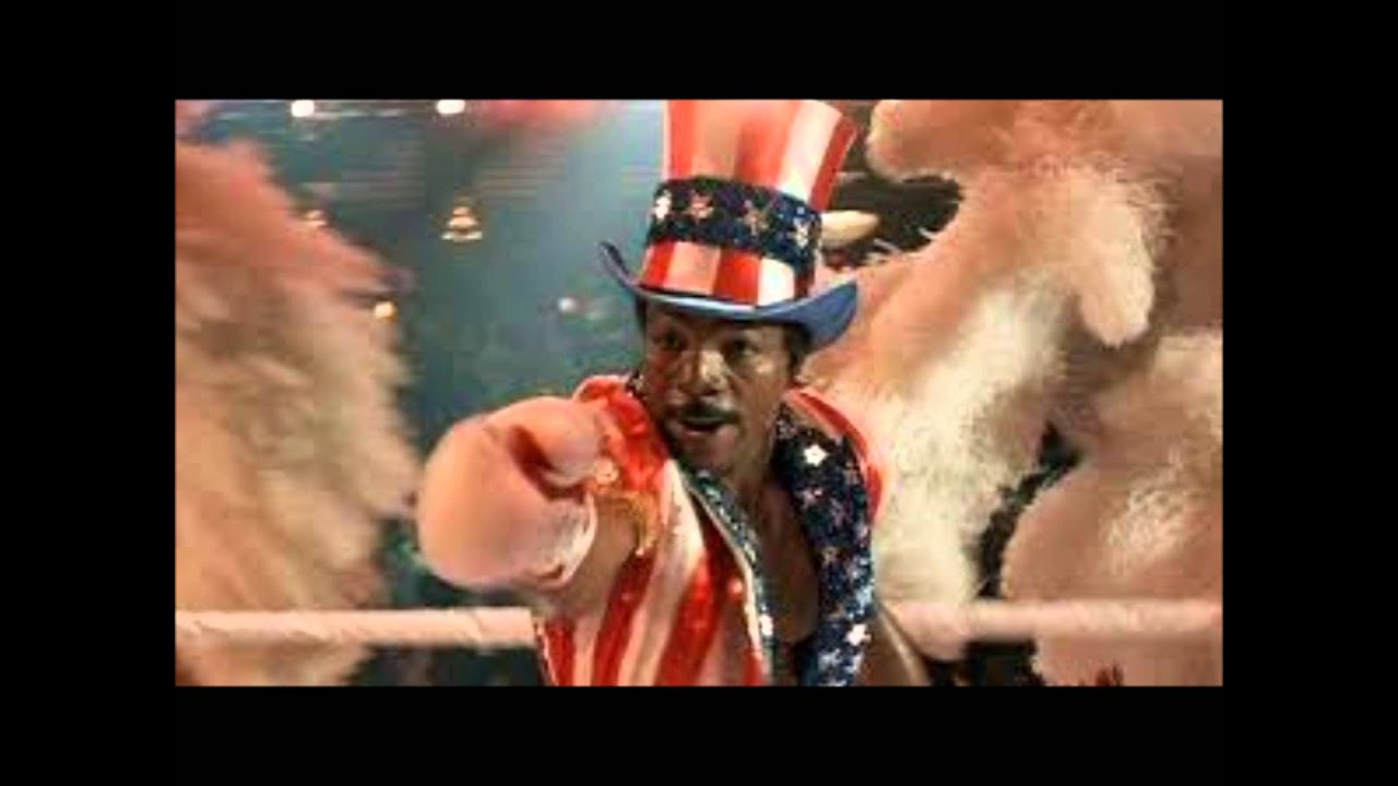 James Brown - Living In America (Rocky IV) - YouTube