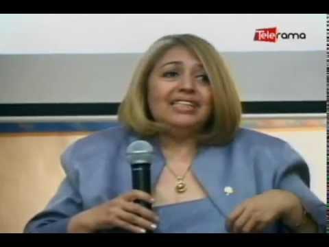 Jueza Carmen Velásquez visita la provincia del Azuay