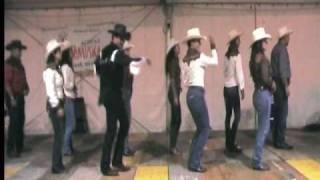 achy breaky heart - line dance step - ottobrata di zafferana etnea