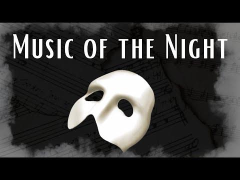 [Claire-ucanshine89] Music of the Night (female ver.) Phantom of the Opera