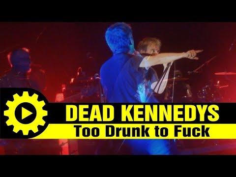 DEAD KENNEDYS  Too Drunk to Fuck 3062018 Thessaloniki Greece