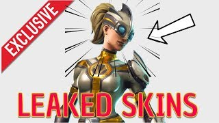 New Superhero Skin!! *Epic Ventura Outfit* (Fortnite Battle Royale) FREE SKINS LOOK BELOW