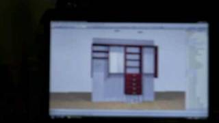 Closets Unique Free Virtual Design Process  (727) 847-1733 Tampa Florida