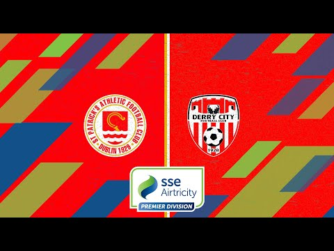 Premier Division GW4: St. Patrick's Athletic 2-0 Derry City