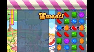 ★★★ Candy Crush Saga Level 597 - No boosters - 3 stars !