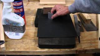 Burr Removal From Saddle Square