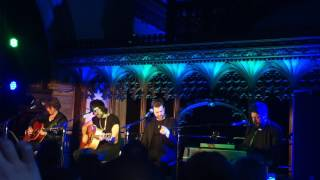 Kasabian - stevie - acoustic june 2017 st lawrence church reading