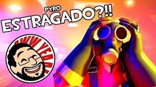 Team Fortress 2 - ESTRAGARAM O PYRO?!! [2018]