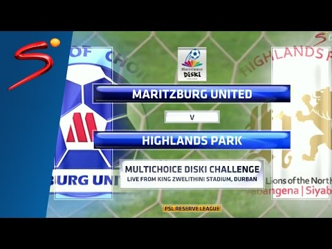 MDC '16 - Maritzburg United vs Highlands Park