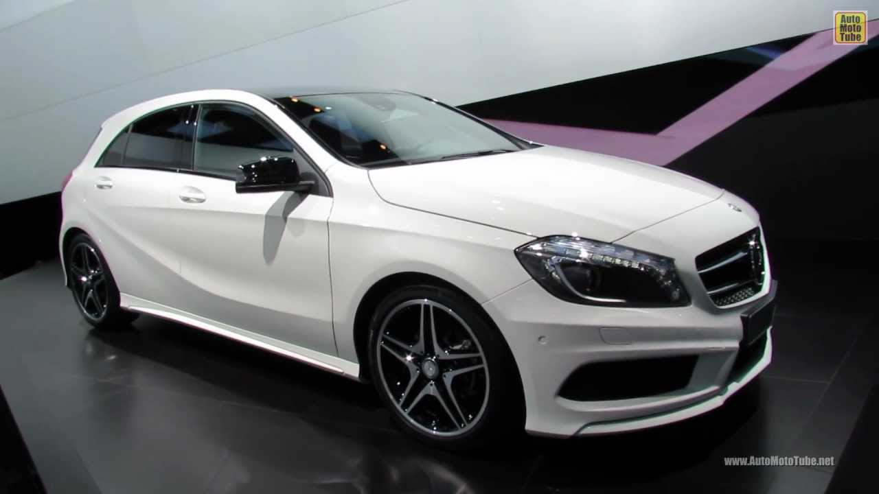 2013 mercedes benz a250 amg 2012 paris auto show 2012 mondial de l 39 automobile youtube. Black Bedroom Furniture Sets. Home Design Ideas
