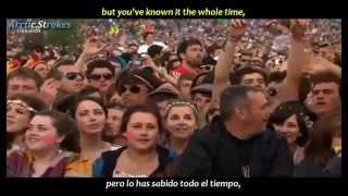 Two Doors Cinema Club - What you know (inglés y español)