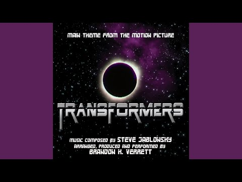 Transformers (2007) - Theme from the Motion Picture (feat. Brandon K. Verrett) mp3