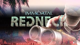 WHATS AT THE END  OF THE PYRAMID?  | Immortal Redneck #7