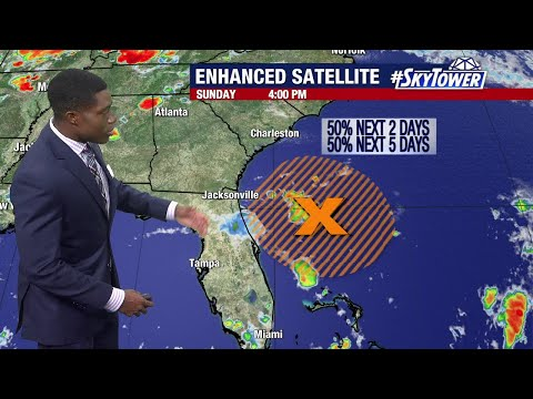 Tropical Weather Forecast: July 25, 2021