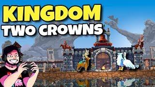 AGORA TEM MULTIPLAYER   Kingdom Two Crown   Gameplay em Português PT-BR