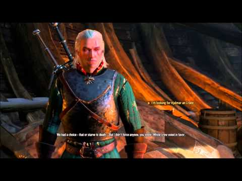 Witcher 3 Wild Hunt Explore the Ruins of Urskar