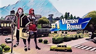 Fortnite - I Get Carried - ft. Melodic Soul