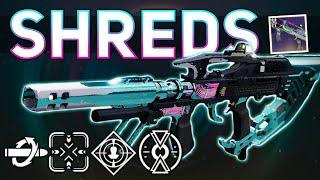 Chroma Rush SHREDS (GOD ROLLS) | Destiny 2 Season of the Splicer