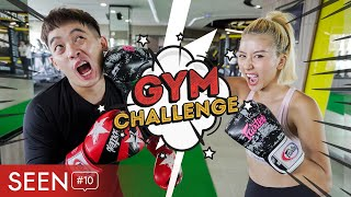 SEEN#10 Thu Thach Tap Gym vs Pho Gym Challenge