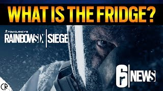 What is the Fridge? - 6News - Tom Clancy