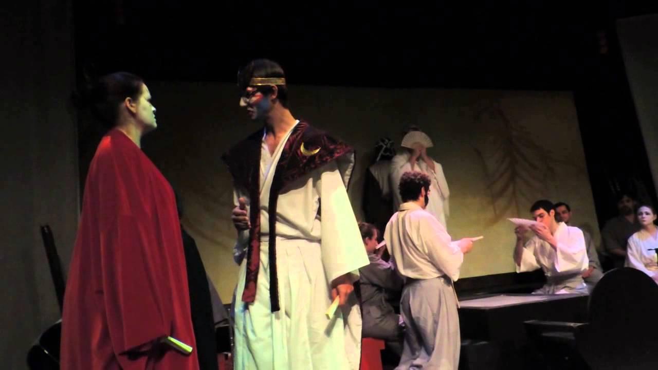 Macbeth Banquet Scene