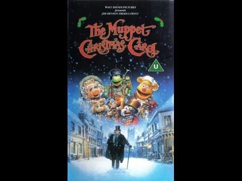 muppet christmas carol vhs