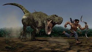 let s play turok dinosaur hunter pc part 1