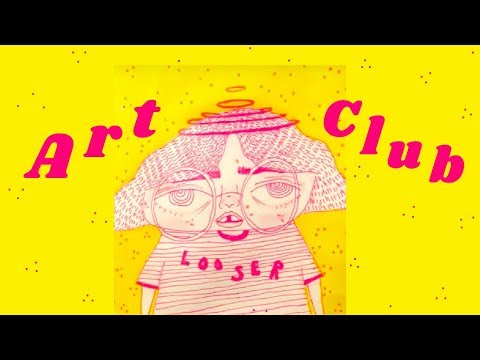 YOUR SELF PORTRAIT SUBMISSIONS💕  art club ep1