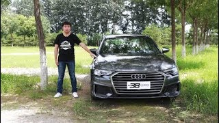 Automotive Evaluation Center No. 38 - Detailed testing of the new Audi A6L