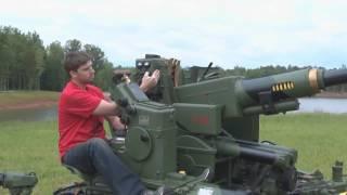 FPS Russia 40mm Machine Gun Sped Up
