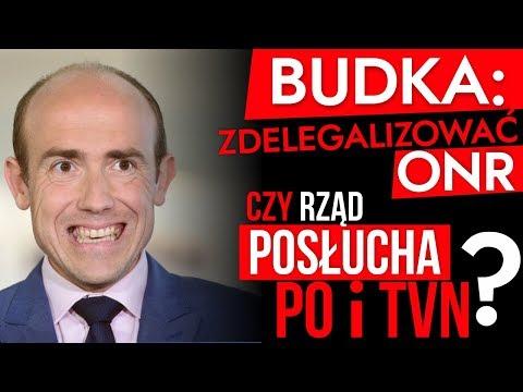 Budka: zdelegalizować ONR. Rząd posłucha PO i TVN? Kowalski & Chojecki NA ŻYWO w IPP TV 23.01.2018