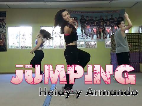 Jumping - Armando salcedo y heidy (Lucy Zumba Zin)