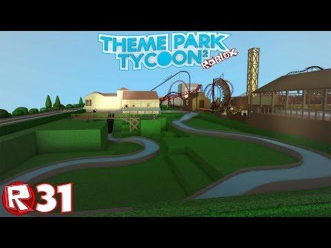 Roblox - Episode 31   Theme Park Tycoon 2 - La Rivière Magique / FR