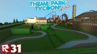 Roblox - Episode 31 Theme Park Tycoon 2 - The Magic River / EN