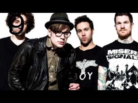 GUESS THE SONG FALL OUT BOY EDITION (for Crankthatfrank)