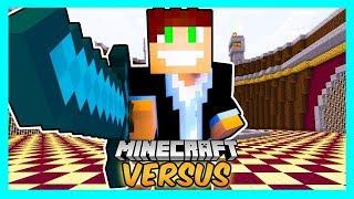 BIJĘ SIĘ Z MISTRZEM PVP! | Minecraft Versus #07
