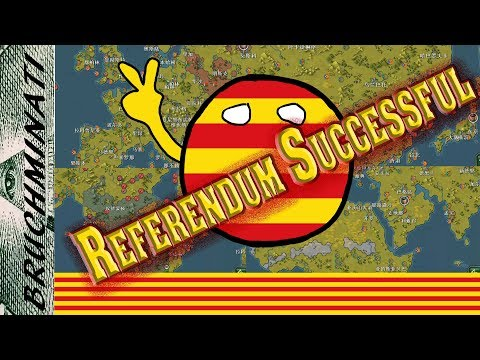 World Conqueror 3 | 1939-1984 Mod Catalonia 1949 #5; When A Referendum Turns Into World Domination