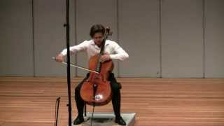 György Ligeti - Sonata for Cello solo | Mathias Johansen