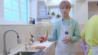 [nct 지성] 한결같이 야채 주방세제로 씻는 박지성