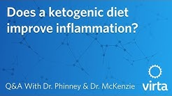 Dr. Stephen Phinney: Does a ketogenic diet improve inflammation?