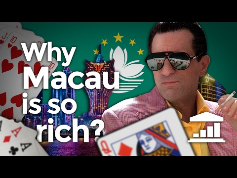 How did MACAU surpass VEGAS? - VisualPolitik EN
